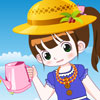 Poco Gardener Girl Dress up juego