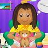Kleinen Daisy-Haarpflege Spiel