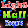 Light Hall Escape game