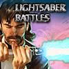 Lightsaber gevechten 3D spel