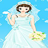 Lily wedding dress up game