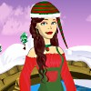 Little Elf Emmy Dressup game