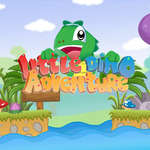 Little Dino Adventure jeu
