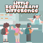 Little Restaurant Difference game
