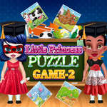 Little Princess Puzzle Game 2 juego
