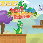 Little Dino Adventure Returns game