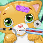 Little Cat Doctor game