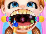 Малка принцеса зъболекар приключение игра