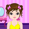 Lovely Hair Style Salon game