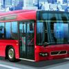 Conductor de autobús largo juego