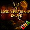 Magányos kalóz hajó Escape játék