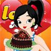 игра Делая торт любовь