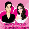 Lovers Dating in Evening Party game