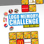 Logo Memory Food Edition game