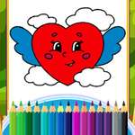 Love Proposal Coloring game