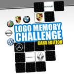 Logo Memory Cars Edition game