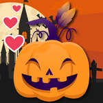 игра Любовь шары Хэллоуин