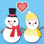Love Snowballs Xmas game