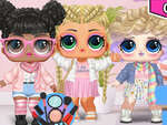 LOL Soft Girls Estetik oyunu