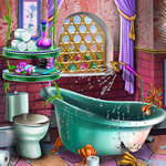 игра Роскошный дизайн ванны