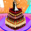 Marry Me Wedding Cake Decoration game