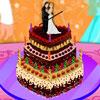 Mă căsătoresc decor tort nunta joc