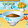 игра Сделать хлеб тыквы