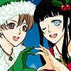 Manga yaratıcısı okul günleri tatil özel oyunu