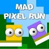 Őrült Pixel-Futtatás játék