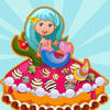 Magical Mermaid Cake game