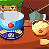 Hogy almás rétes játék
