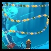 Marmer Catcher Deep Sea Creatures spel