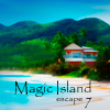 Magic Island Escape 7 game