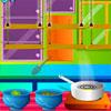 Reis-Pilaw machen Spiel