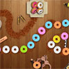 Marmeren donut spel