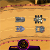 Mars kalandok - kíváncsiság Racing játék