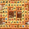 Maya Tower Mahjong game