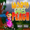 Mario rettet Peach Spiel