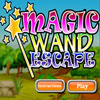 Magic Wand Escape game