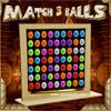 Match-3-Kugeln Spiel