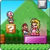 Mario blocco salto gioco