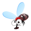 игра Пюре мухи