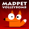 MADPET-VOLLEYBOMB game