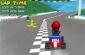 Mario Go Kart game