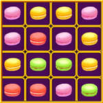 Macarons Block Collapse Spiel