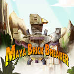 Maya Brick Breaker game