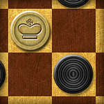 Master Checkers spel