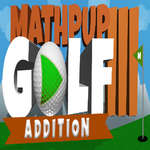 MathPup Golf Addition game