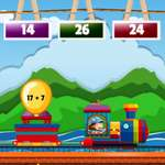 Math Train Addition game