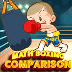 Math Boxing Comparison game